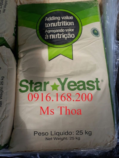 Star Yeast: Yeast Extract là sản phẩm lên men từ Saccharomyces cerevisiae