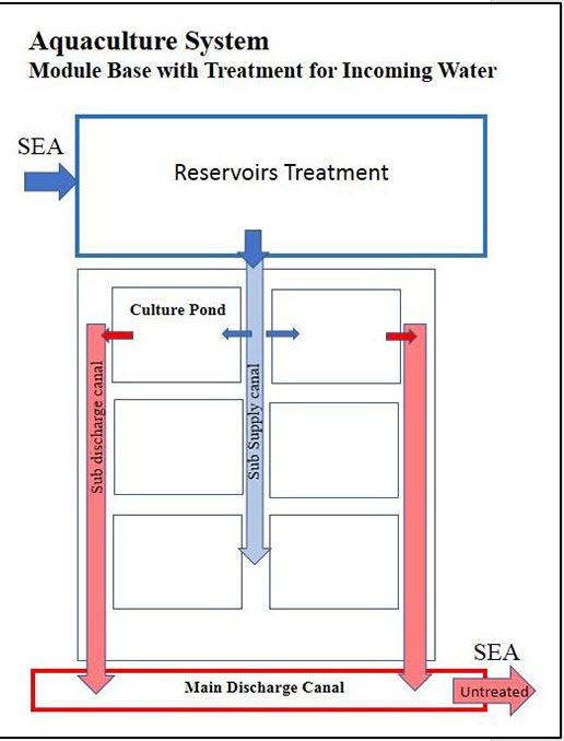A look at various intensive shrimp farming systems in Asia